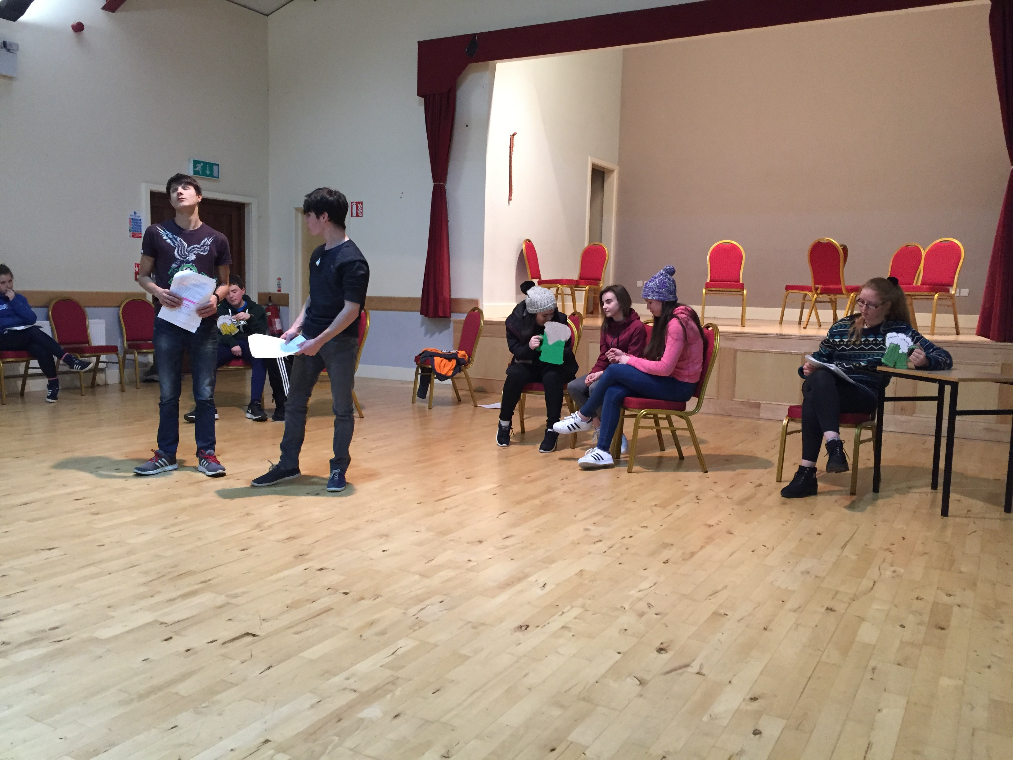 Youth Workshop | Gonzo Youth Theatre | Cavan