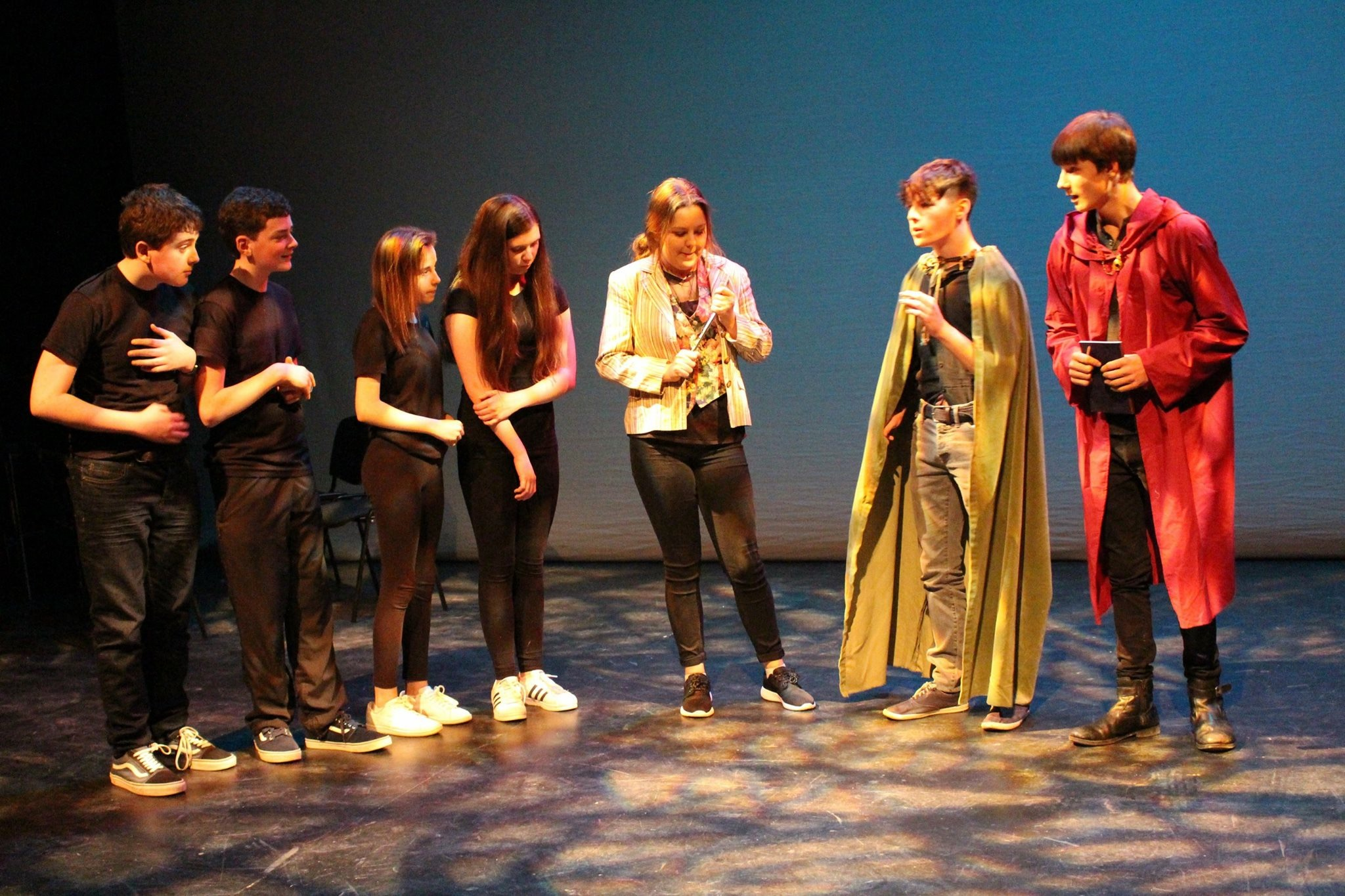 Youth Workshop   Gonzo Youth Theatre   Cavan