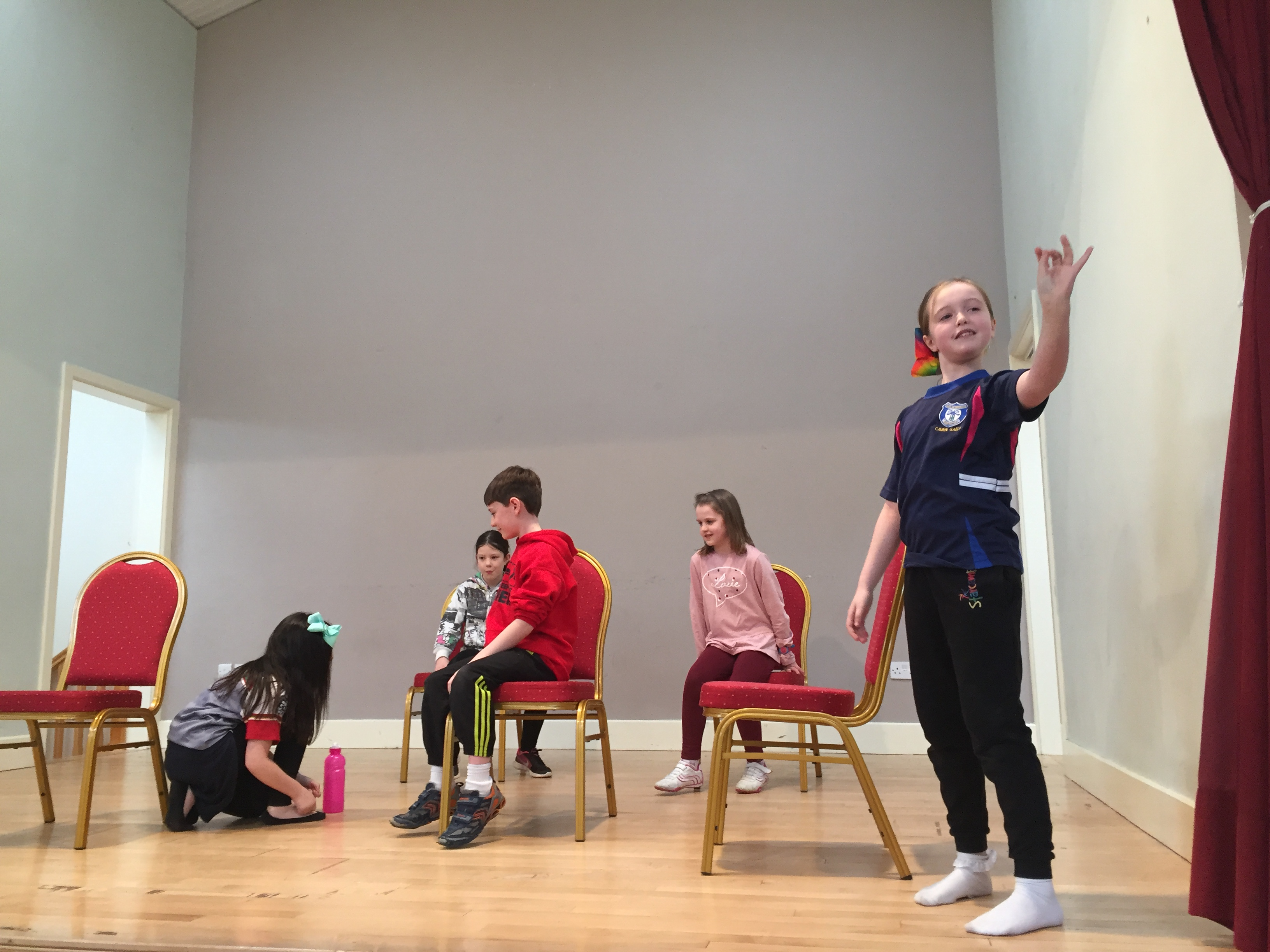 Kids | Gonzo Youth Theatre | Cavan