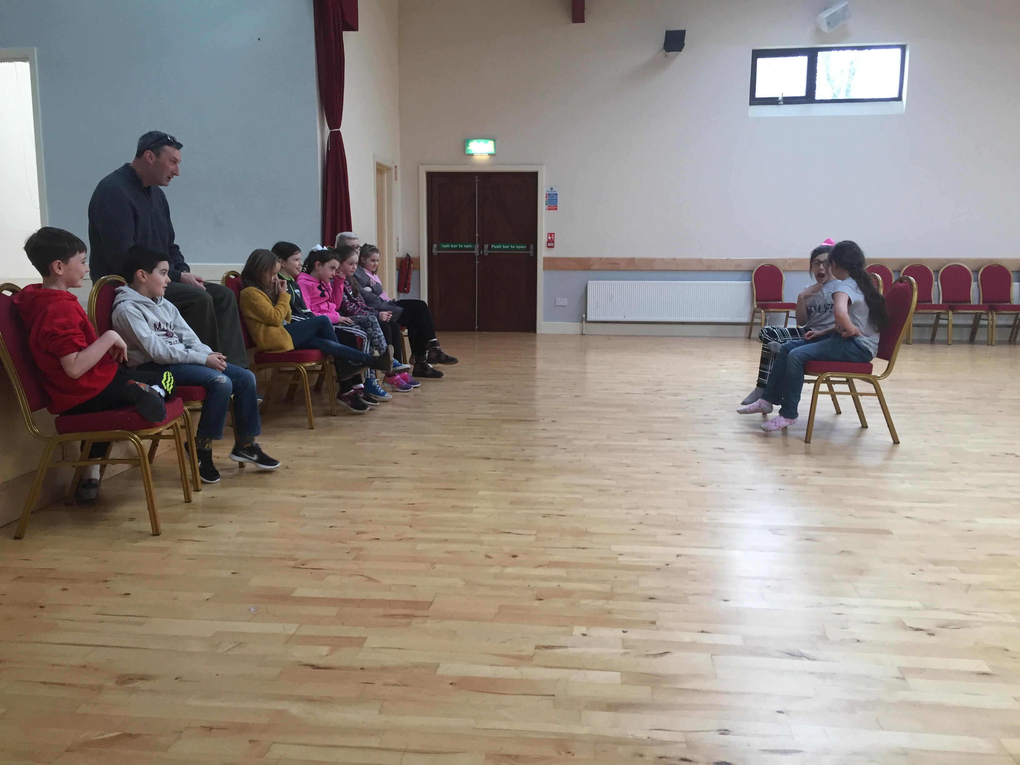 Kids Workshop | Gonzo Youth Theatre | Cavan