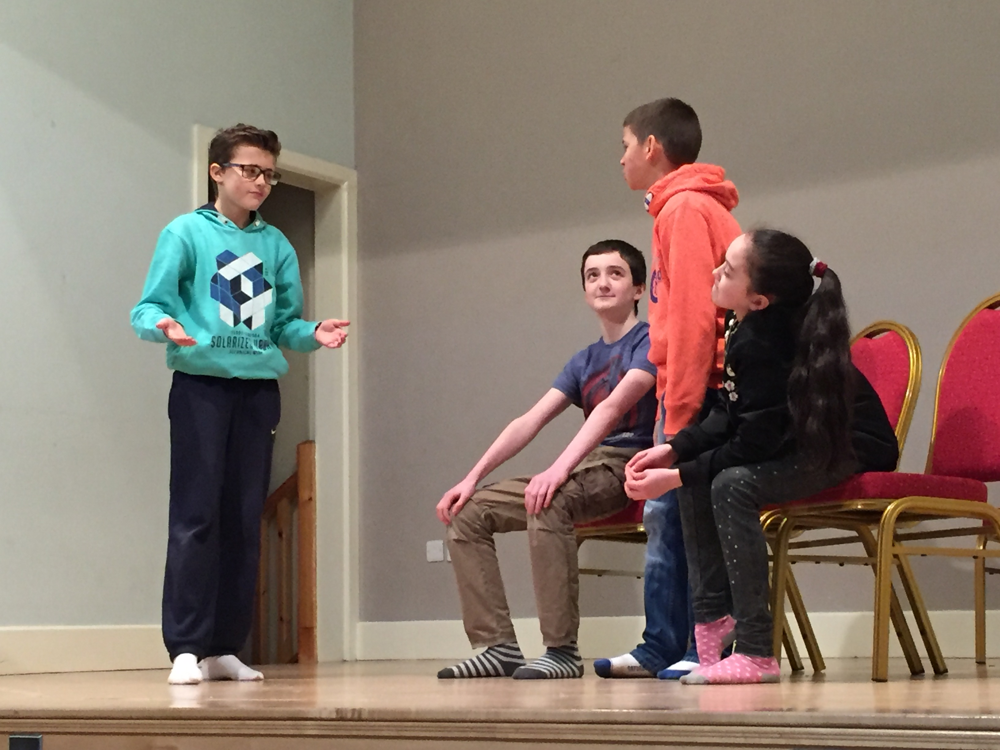 Children's Workshop | Gonzo Youth Theatre | Cavan