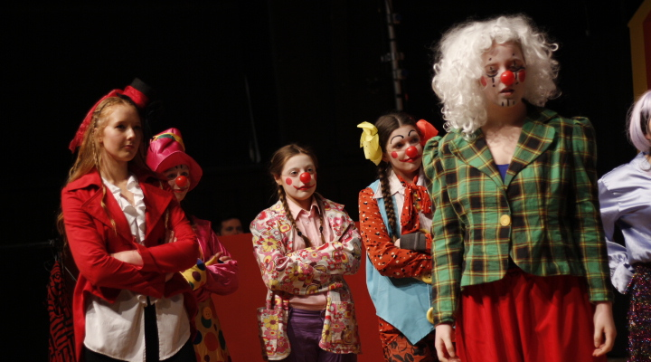 The Peoples Circus   Gonzo Youth Theatre   Cavan