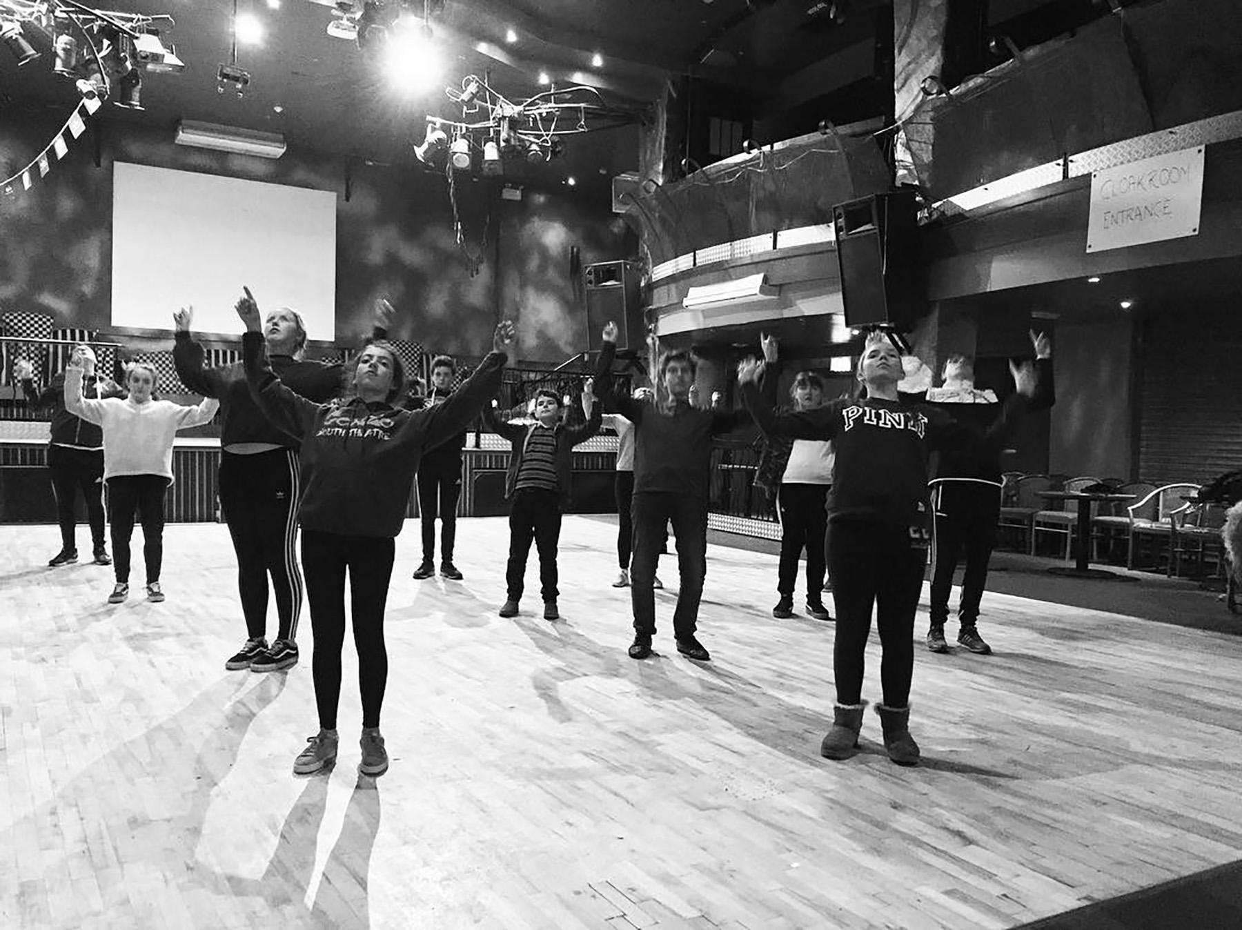 Disco Purgatorio | Gonzo Youth Theatre