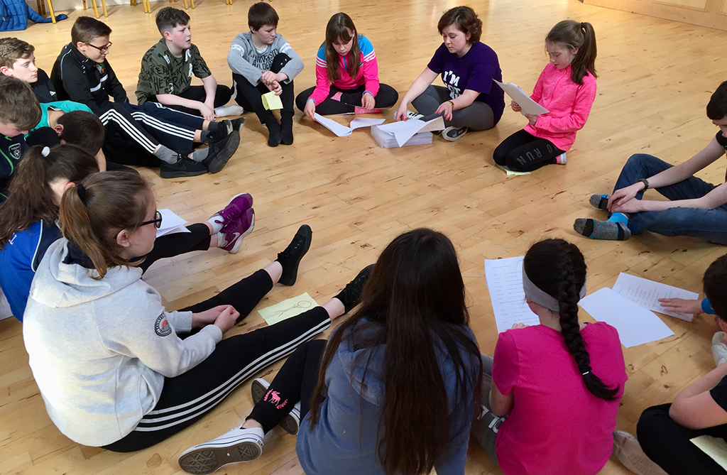 11-13 Year Old Class | Gonzo Youth Theatre