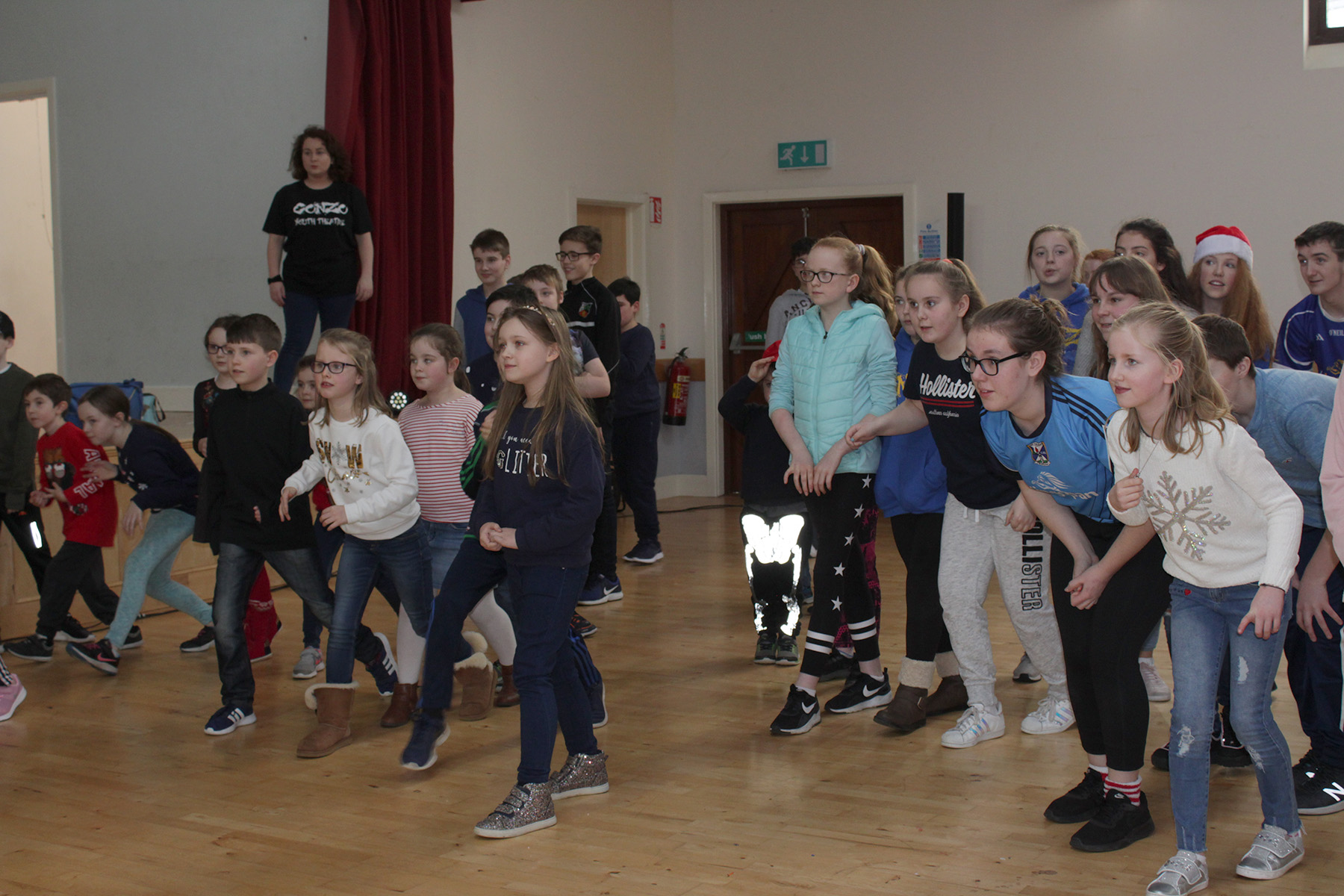 Christmas 2018 | Gonzo Youth Theatre