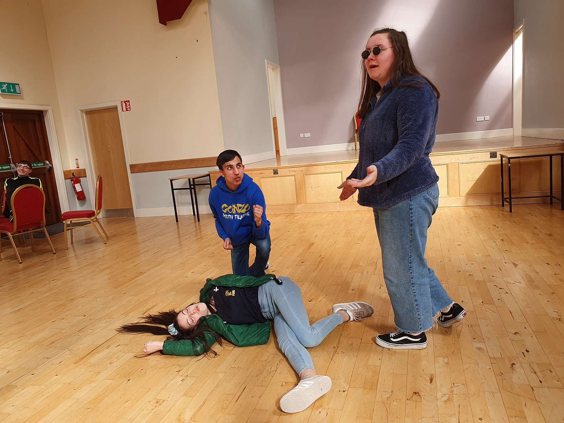 Term 3 (May-June 2019) | Gonzo Youth Theatre