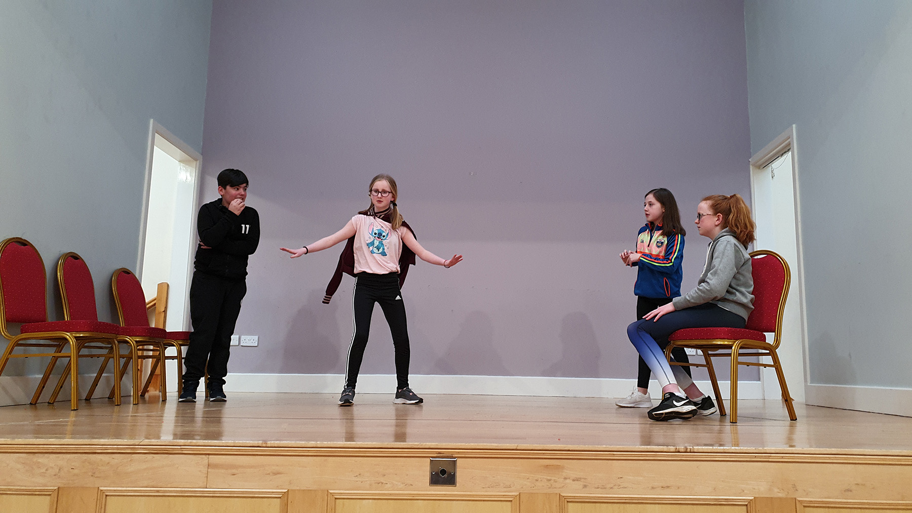 Term 2 (January - April 2020) | Gonzo Youth Theatre