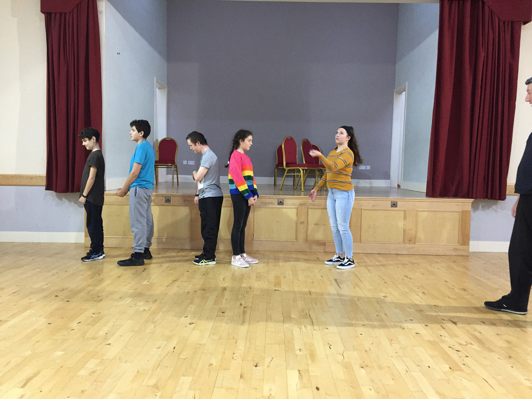 Term 1 (September - December 2018) | Gonzo Youth Theatre