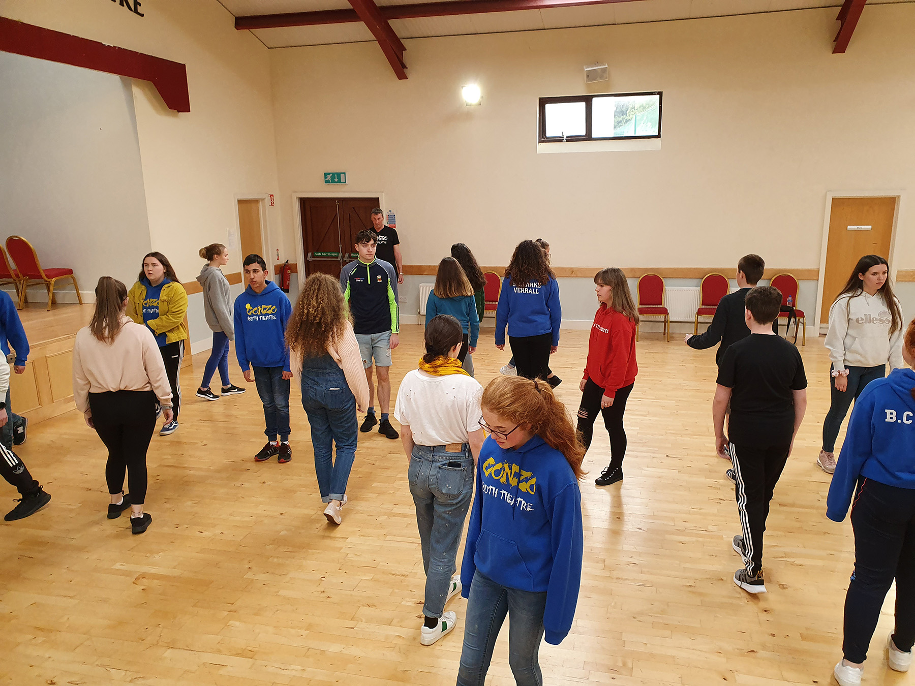 Term 1 (September - Dec 2020) | Gonzo Youth Theatre