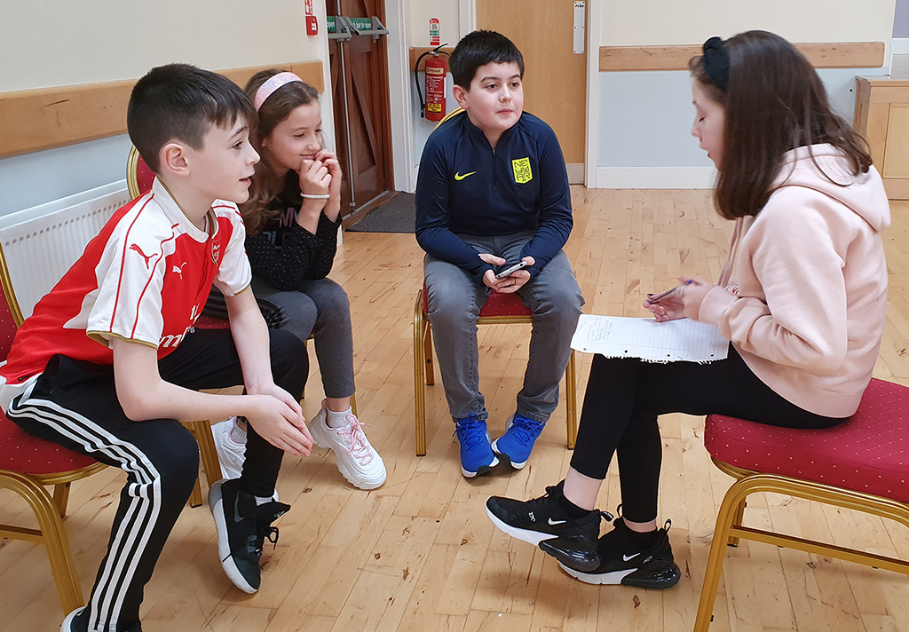 Term 2 (January - April 2020)   Gonzo Youth Theatre