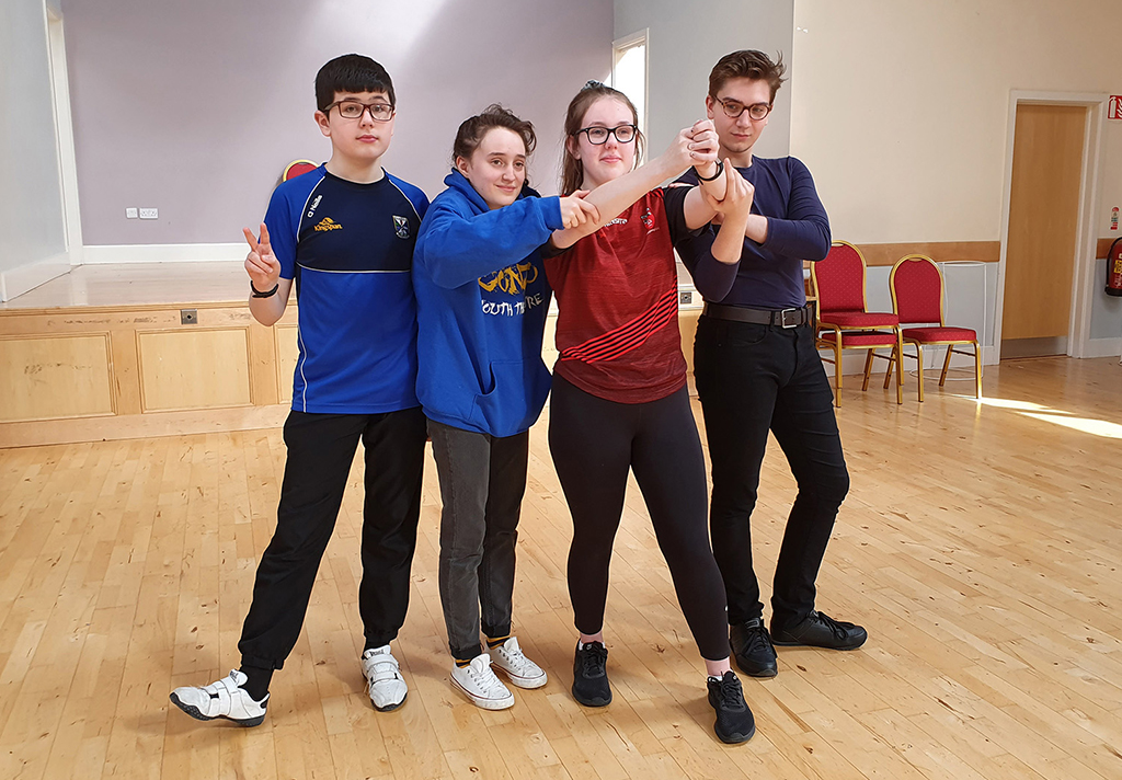 Term 3 (May-June 2019)   Gonzo Youth Theatre
