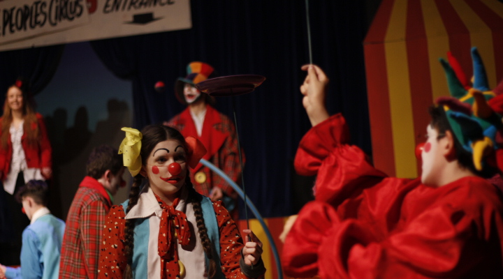 Don't Feed The Animals | Gonzo Youth Theatre